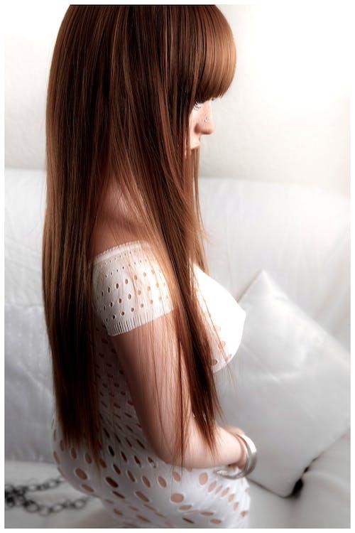 Imagine de stoc gratuită din de sex feminin, fată, femeie, fir de păr