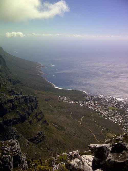 Základová fotografie zdarma na téma hora, krajina, malebný, moře