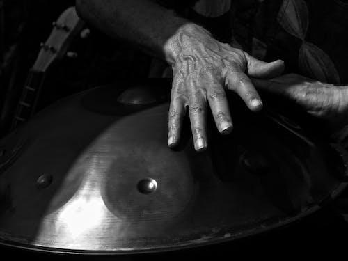 Imagine de stoc gratuită din atârnă, film muzical, instrument, jucător