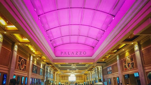 Foto profissional grátis de luzes do teto