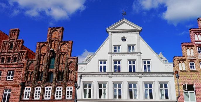 Free stock photo of buildings, architecture, windows, facade