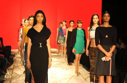 Foto profissional grátis de #models, desfile de moda, ensaio de moda, fotografia de moda