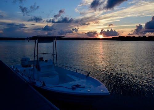 Immagine gratuita di barca, carolina del sud, hilton head island, skull creek