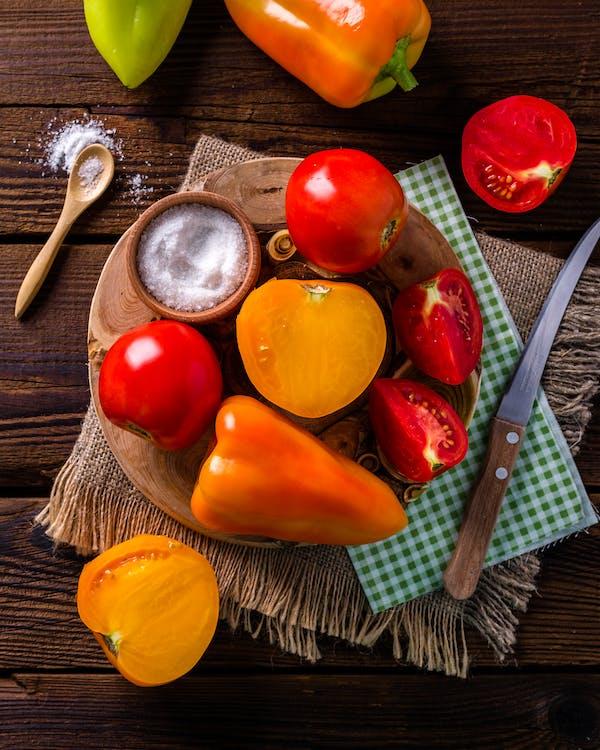 collita, color, cuinar