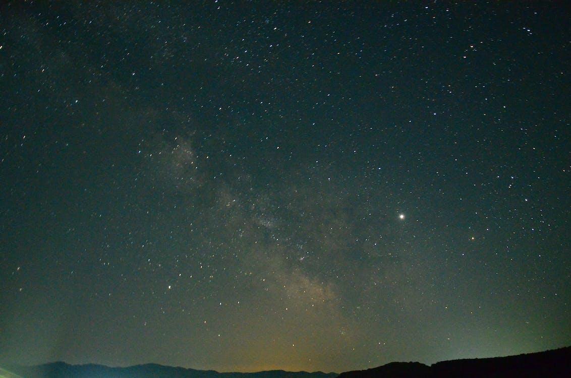 astronomia, droga mleczna, eksploracja