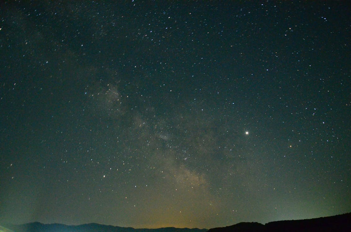 bầu trời, bầu trời đầy sao, chòm sao