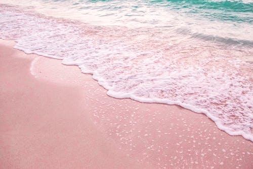 Foto stok gratis air, busa, busa laut, gelombang