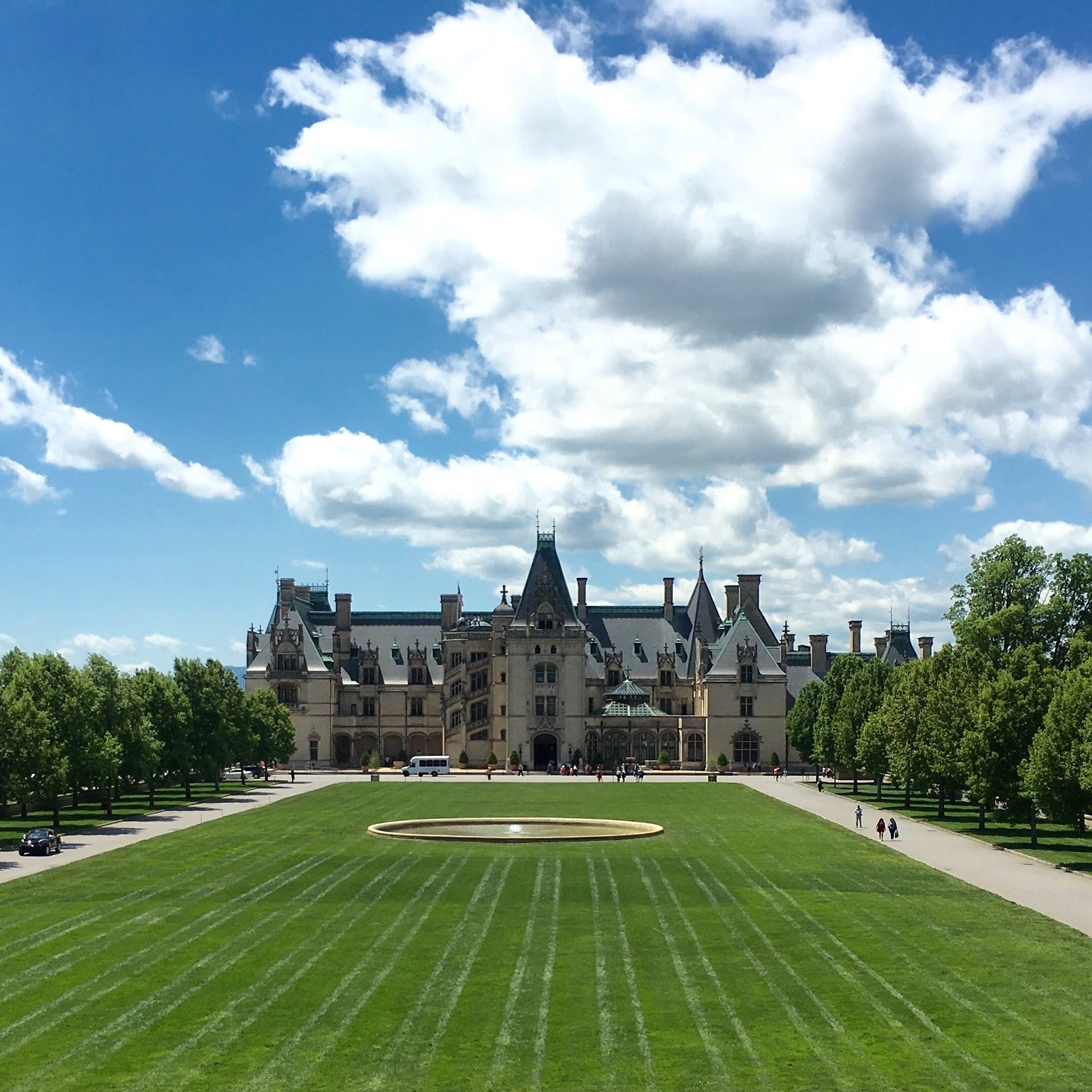 architecture, asheville, biltmore estate