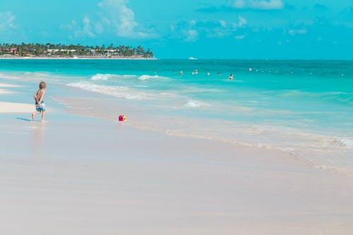 Photos gratuites de amusement, balle, bord de mer, caraïbes