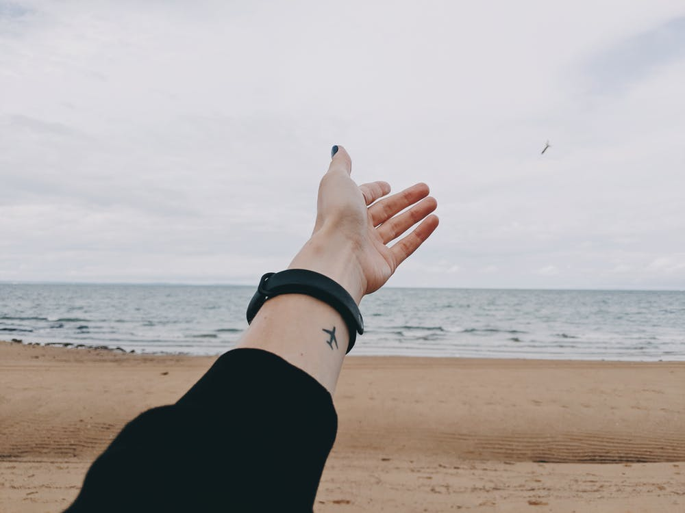 Photo of Person's Hand