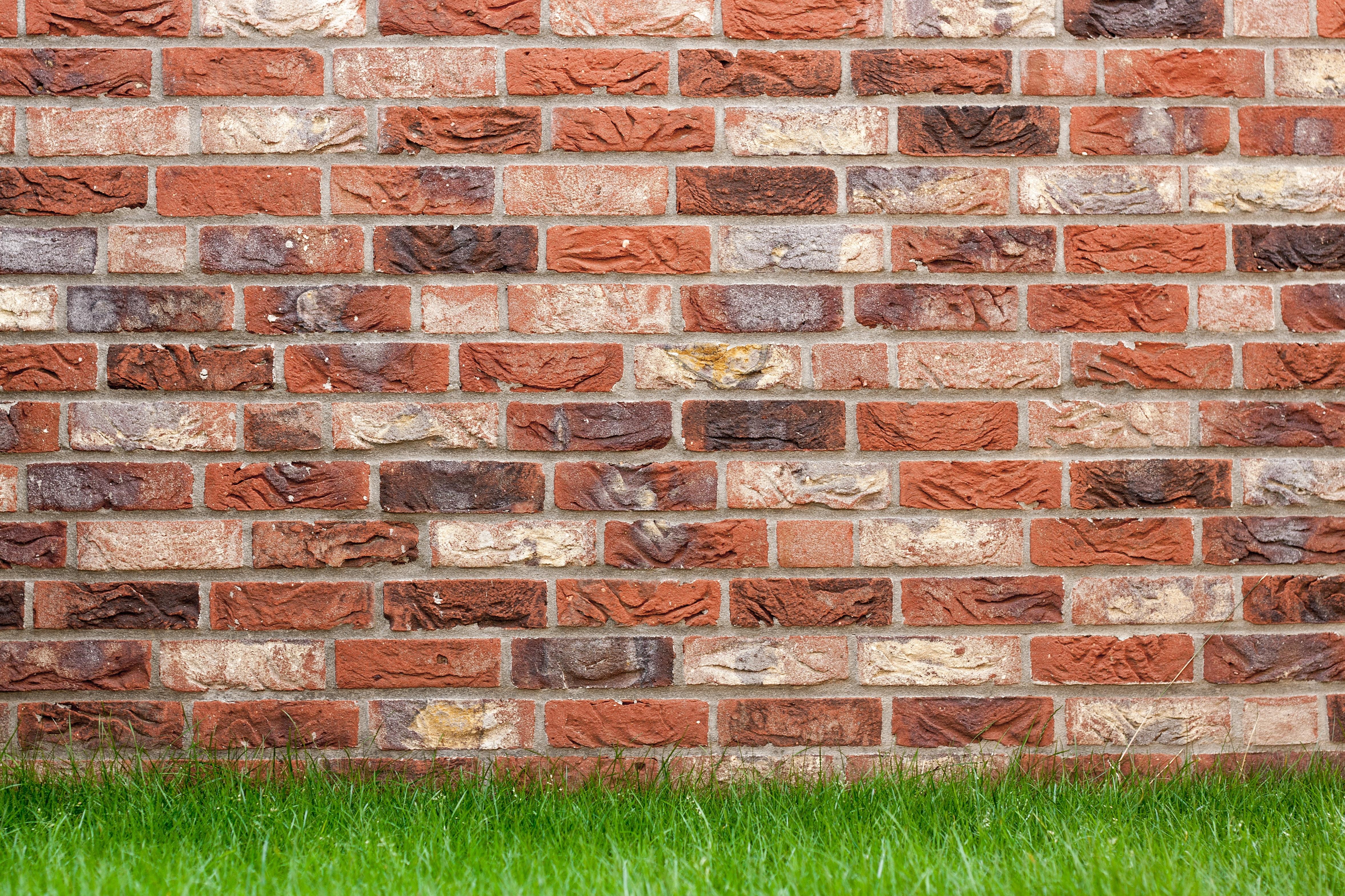 Red Concrete Brick