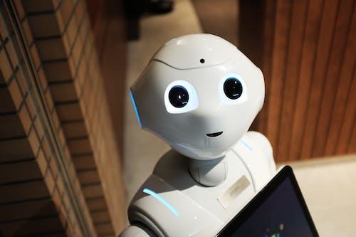 Kostnadsfri bild av artificiell intelligens, elektronik, framtida, högvinkelskott