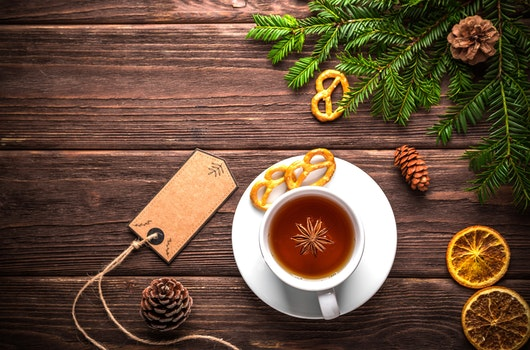 Free stock photo of wood, holiday, cup, mug
