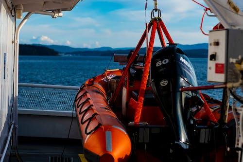 Photos gratuites de bateau à moteur, ferry, îles du golfe, jour