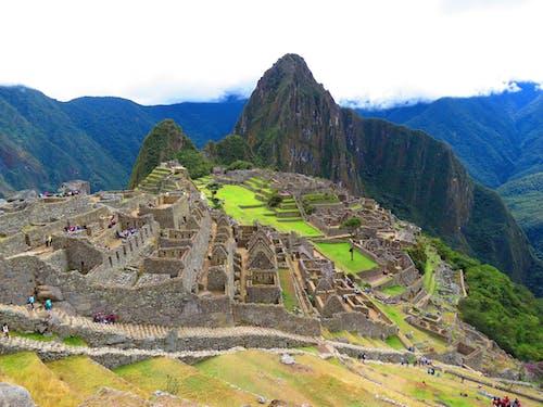 Ilmainen kuvapankkikuva tunnisteilla arkkitehtuuri, inca, kallio, kaupunki