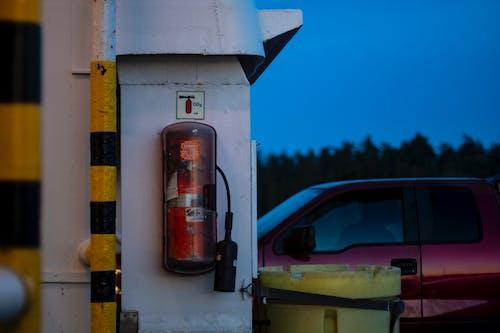 Kostnadsfri bild av bc färjor, brandsläckare, färja, skymning