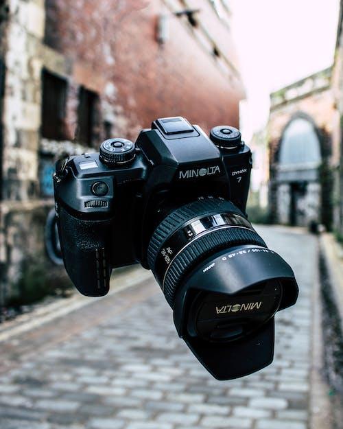 Imagine de stoc gratuită din adâncime de câmp, aparat, aparat de fotografiat, aparat foto digital