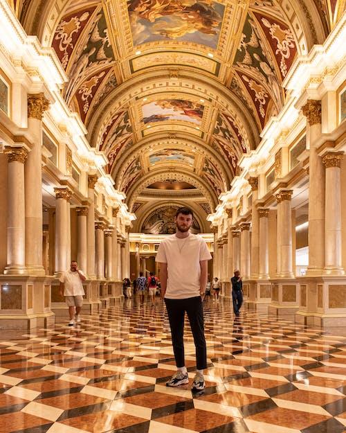Бесплатное стоковое фото с belagio, Арка, архитектура, вегас