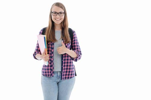Fotos de stock gratuitas de adolescente, adulto, aislado, alto