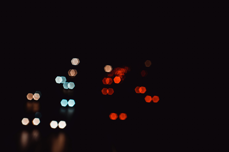 Free stock photo of light, road, traffic, night