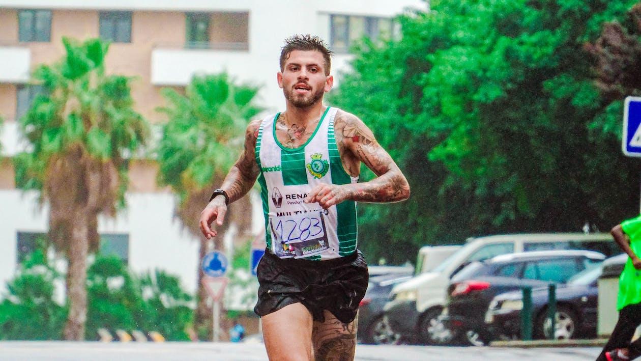 Photo of Man Running