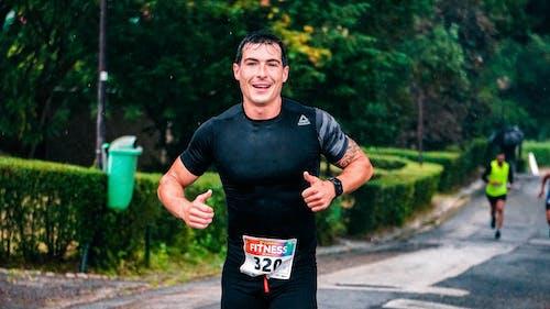 건강한, 경쟁, 경주 (경쟁), 남성의 무료 스톡 사진