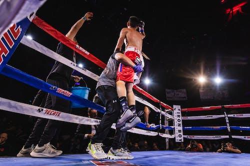 Darmowe zdjęcie z galerii z akcja, bokser, energia działania, konkurencja