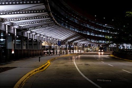 Ingyenes stockfotó Amerikai egyesült államok, Chicago, éjszaka, építészet témában