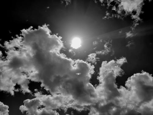 Foto d'estoc gratuïta de núvols