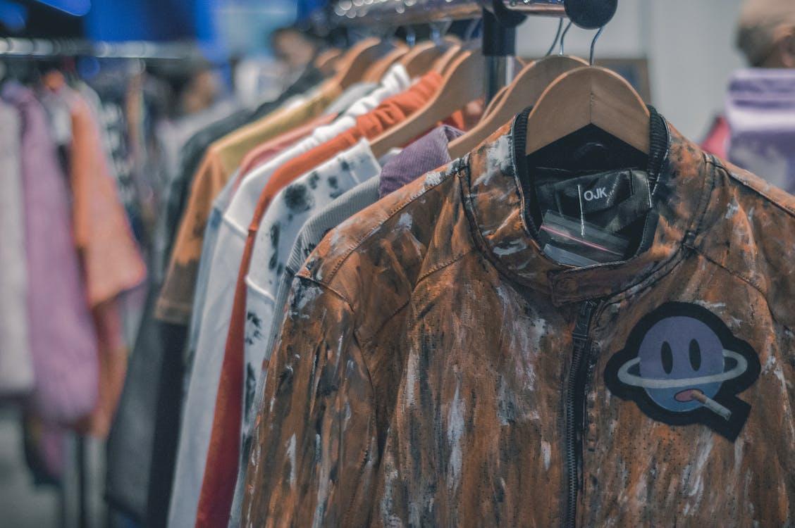 asortyment, giełda, moda