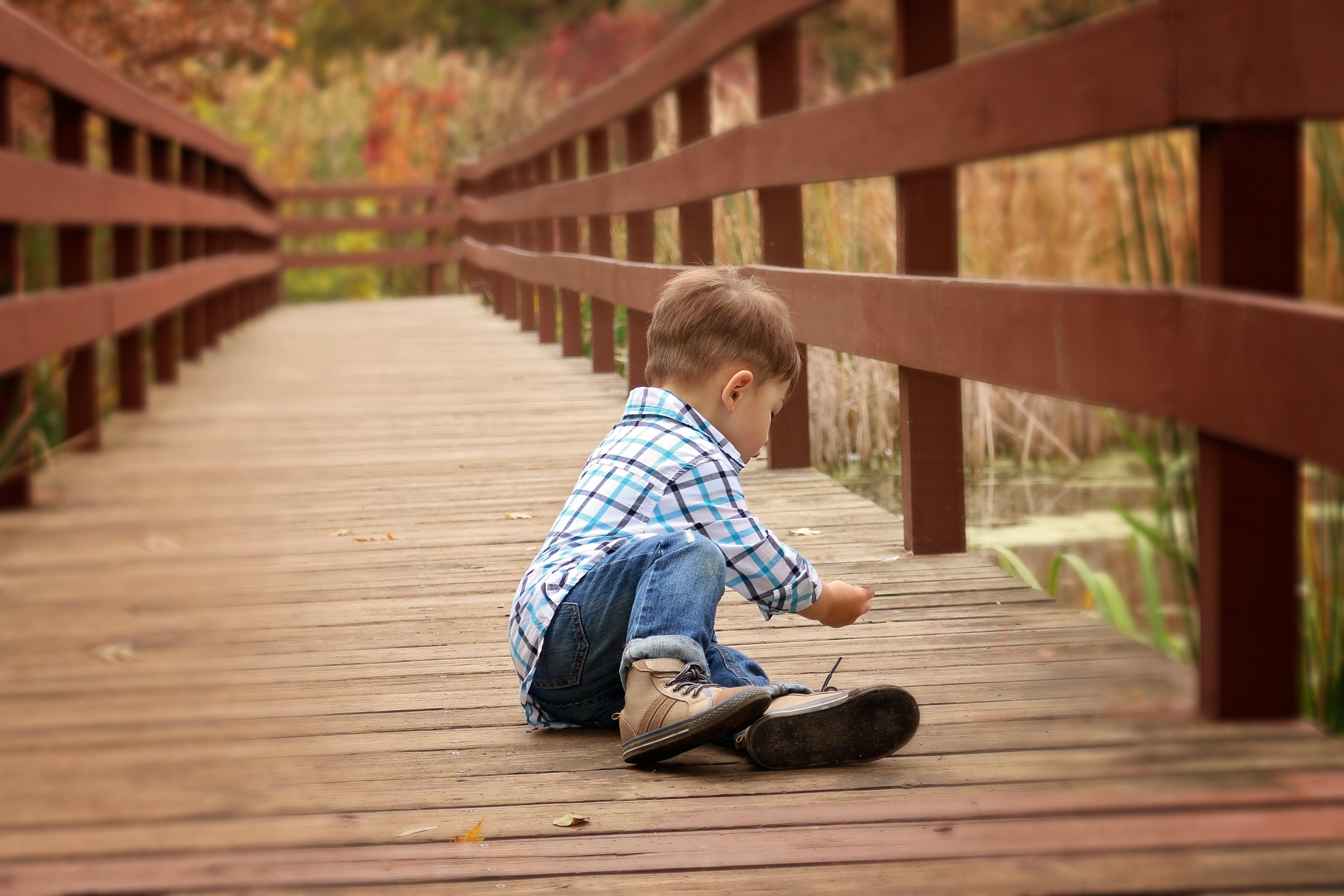 activity, boy, bridge