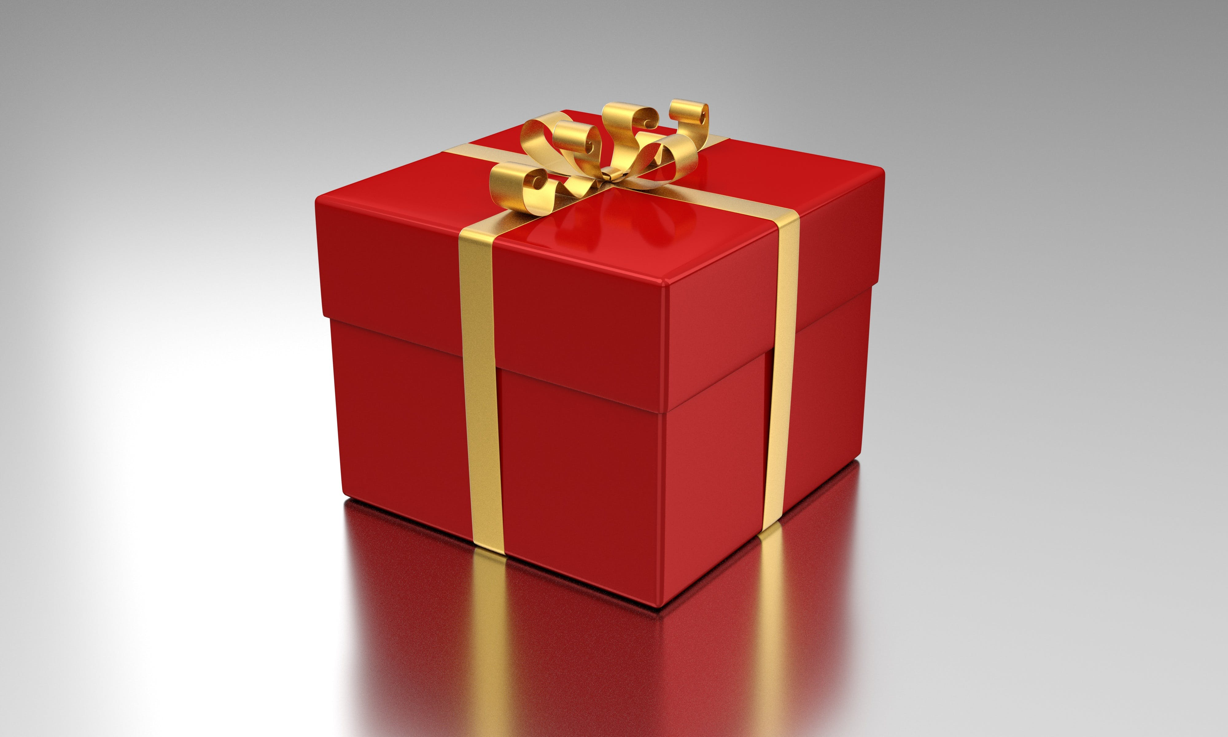 Free stock photo of gift, present, celebration, box