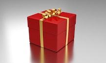 gift, present, celebration