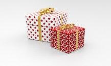 gift, celebration, package