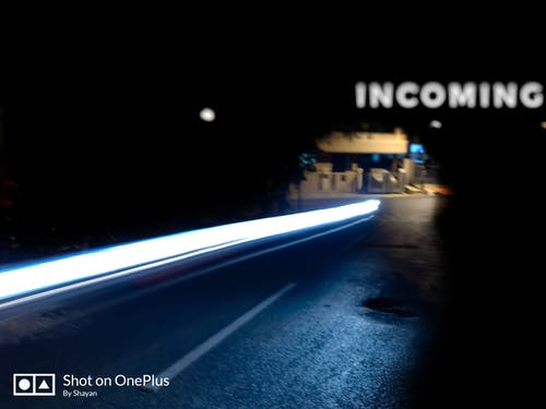 Fotos de stock gratuitas de #mobilechallenge, Adobe Photoshop, entrante, estelas de luz