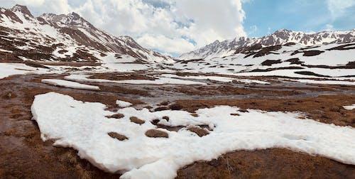 冬季, 冷, 天性, 山 的 免费素材照片
