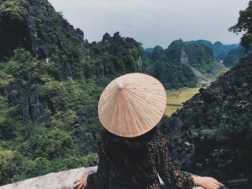 人, 女人, 宁平, 山 的 免费素材照片