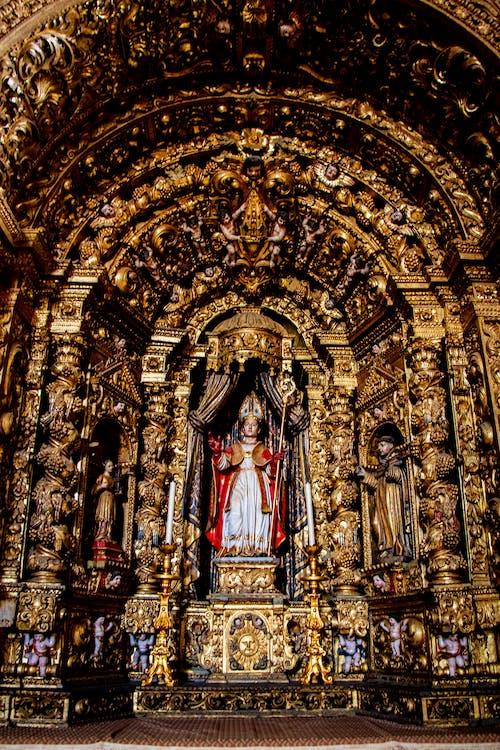 aziz, din, dini, heykel içeren Ücretsiz stok fotoğraf