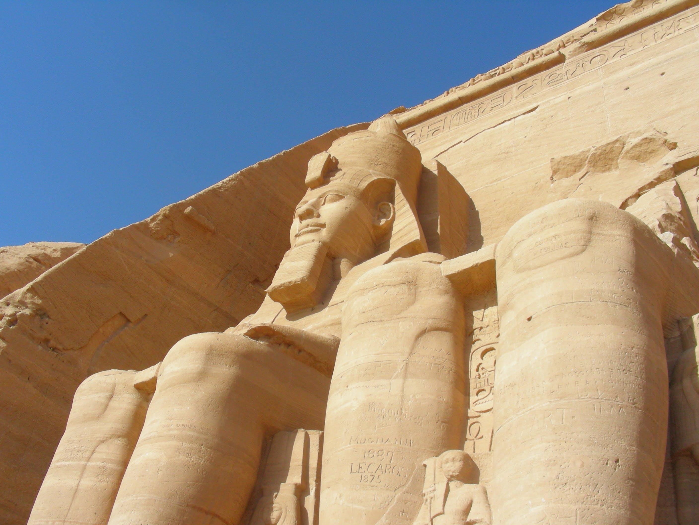 Free stock photo of old, egypt, temple, abu simbel