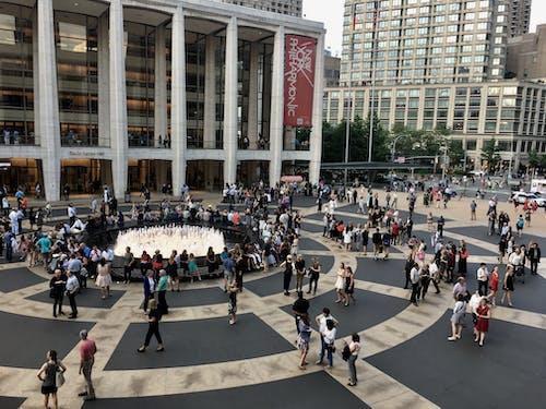 Free stock photo of Lincoln Center, new york, new york city