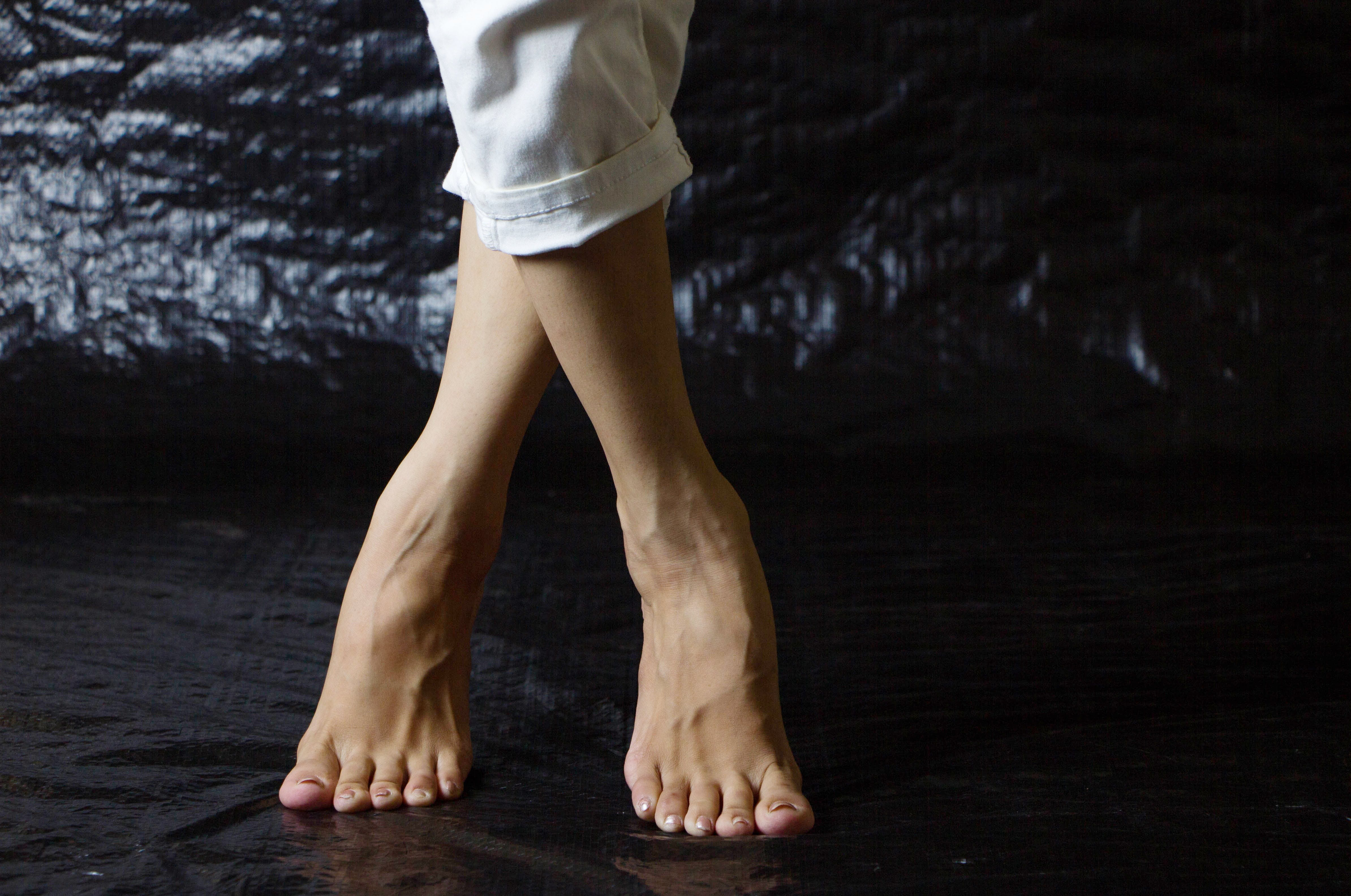 Free stock photo of feet, model, fitness, exercise