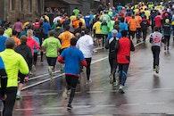 sport, running, fit