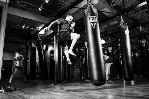 Δωρεάν στοκ φωτογραφιών με αγωνιστής, άθλημα, άνδρας, Άνθρωποι
