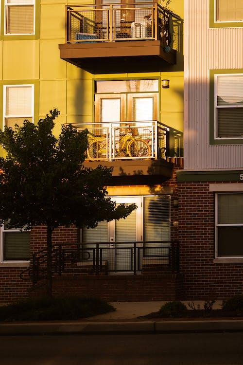 apartament, apartamentowiec, architektura