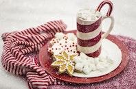snow, cup, mug