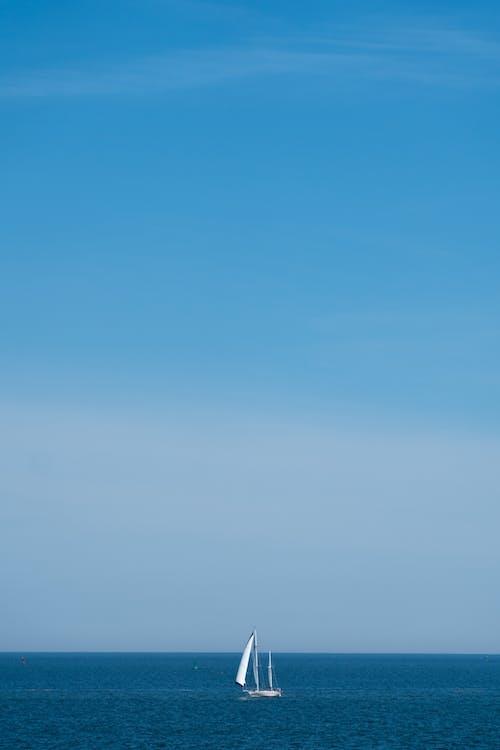 바다, 블루, 색깔, 여행의 무료 스톡 사진