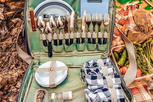 Imagine de stoc gratuită din echipament, legume, mâncare, picnic