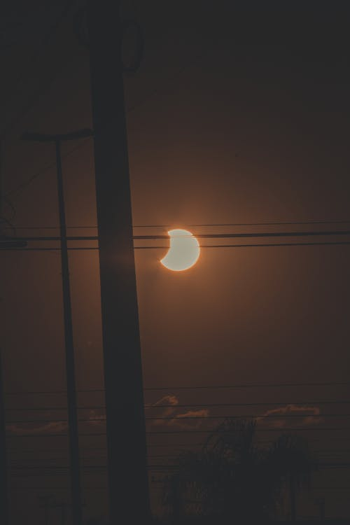 Free stock photo of eclipse