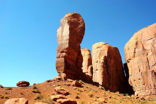 Photos gratuites de caillou, désert, géologie, grès