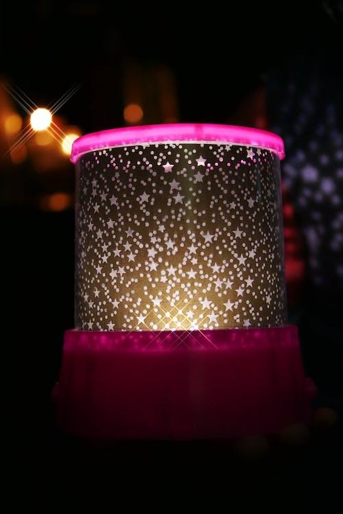 Free stock photo of night lights, star